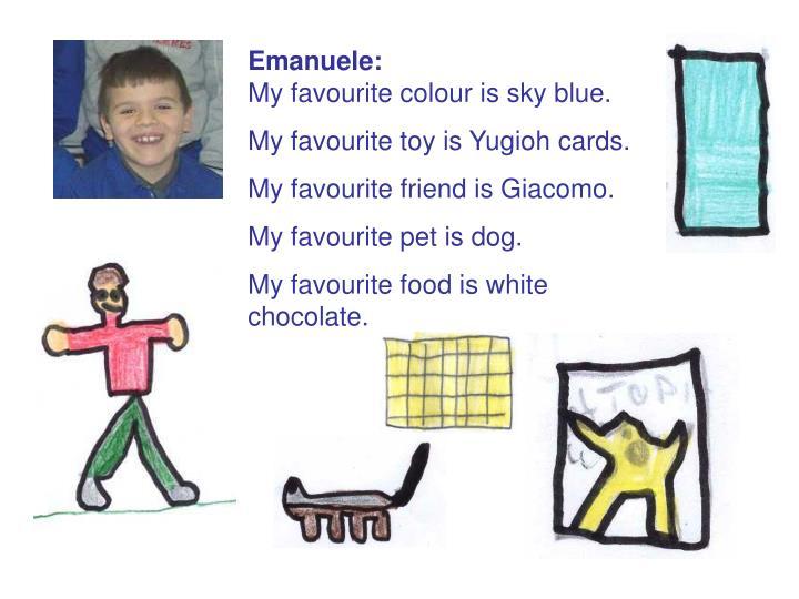 Emanuele: