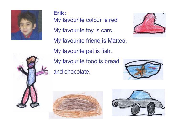 Erik:
