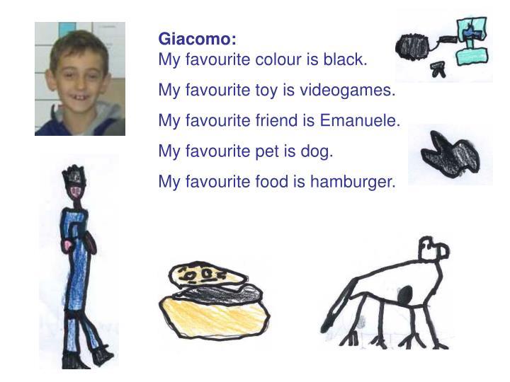 Giacomo: