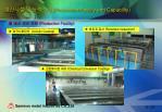 production facility and capability1
