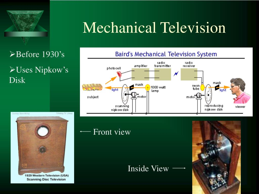 PPT - Television Development PowerPoint Presentation - ID:4188509