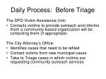 daily process before triage1