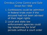 omnibus crime control and safe street act 19682