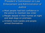 president s commission on law enforcement and administration of justice