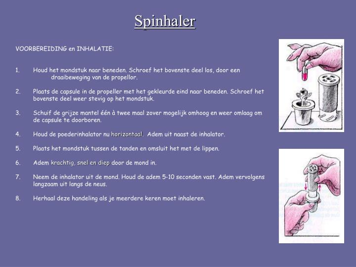 Spinhaler