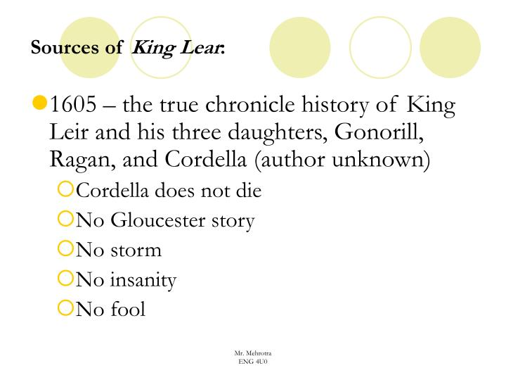 king lears insanity King lear most notably goes, or is driven, to a madness he had predicted in this act, but he is accompanied by two others whom are meant to be playing fools or madmen but to whom he grants the greatest sincerity.