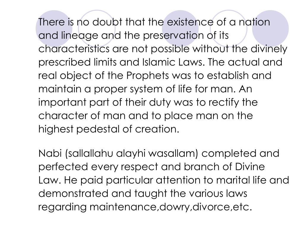 PPT - Divorce In Islam PowerPoint Presentation - ID:4191050