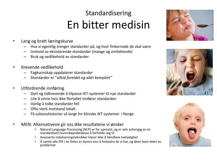 Standardisering