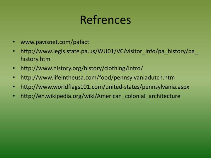 Refrences