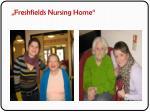 freshfields nursing home