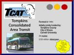 tompkins consolidated area transit