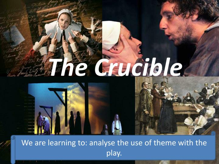 the crucible religion Corruption in the crucible by arthur miller english literature essay print reference this published: 23rd march, 2015 disclaimer: this essay has been submitted by.