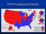1976 presidential election