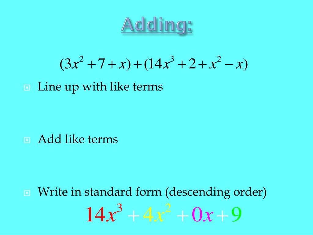 PPT - Given F(x)= 3x-x And G(x)=5x+2 Evaluate A) F(2) B) G