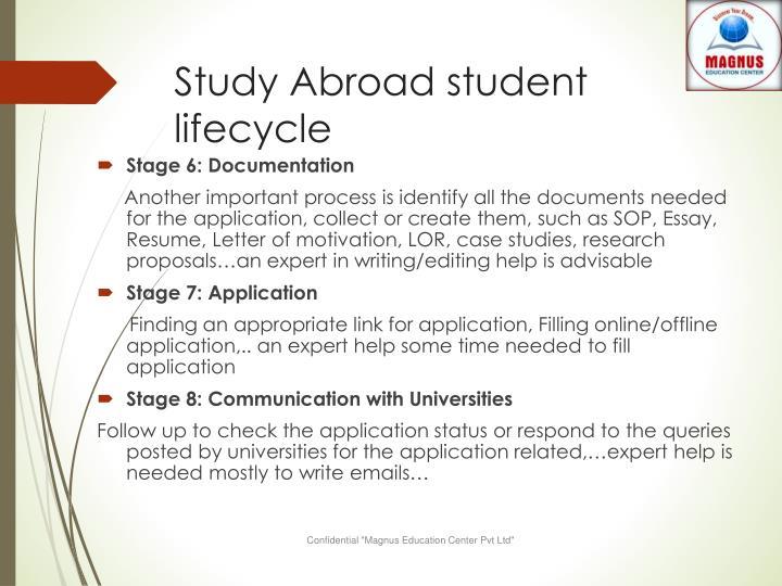 disadvantage study abroad essay