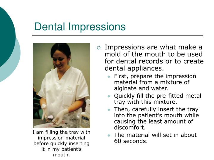 dental appliances essay Dental floss essay 2130 words | 9 pages marketing dental floss flossing: a new secret to good health introduction: dental floss is one of those products we never.