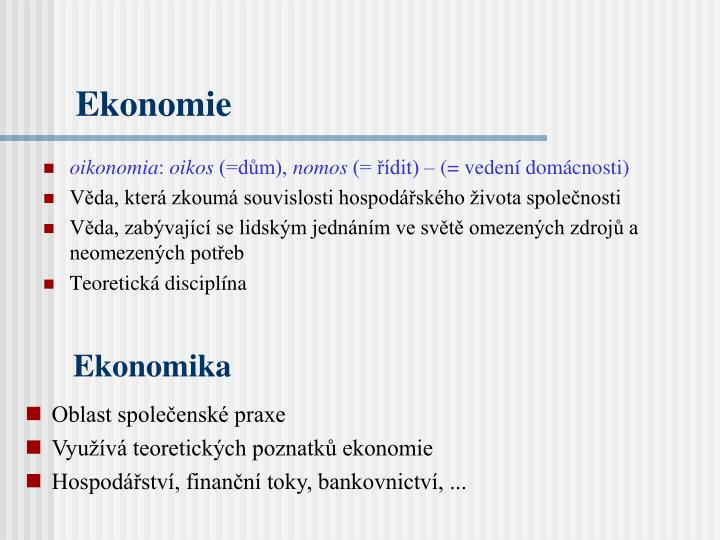 Ekonomie1
