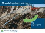 materials methods treatments1
