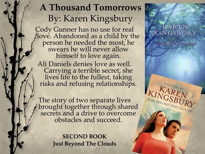 A Thousand Tomorrows