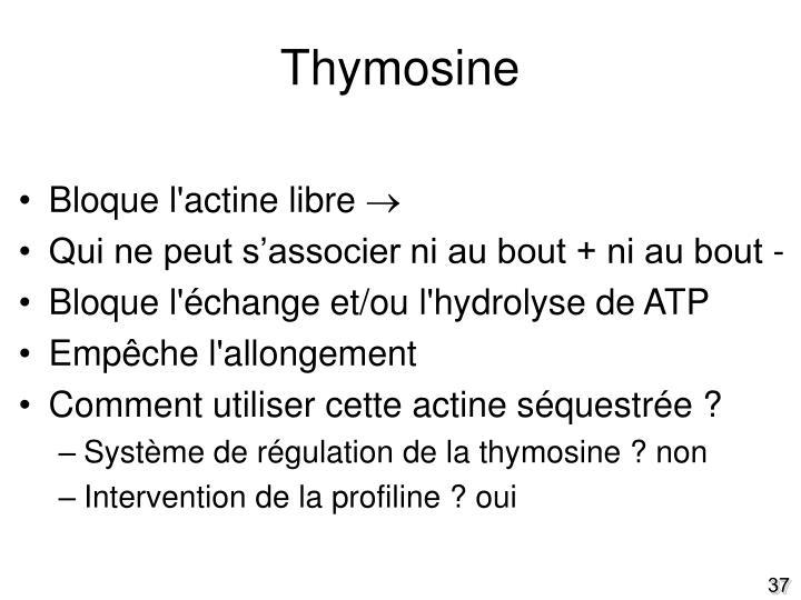 Thymosine