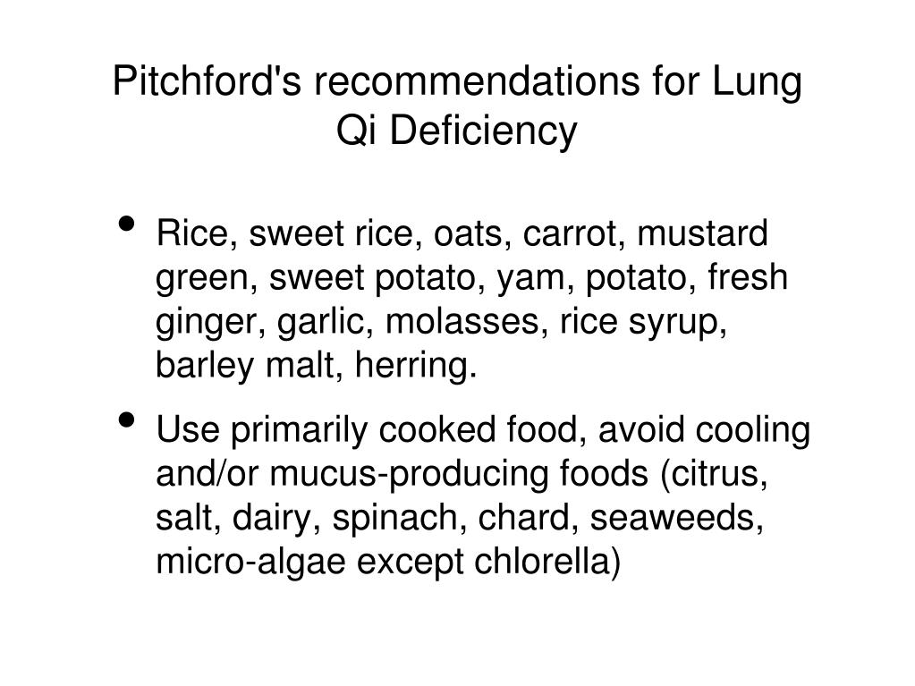 PPT - Food Recommendations According to Pattern Differentiation