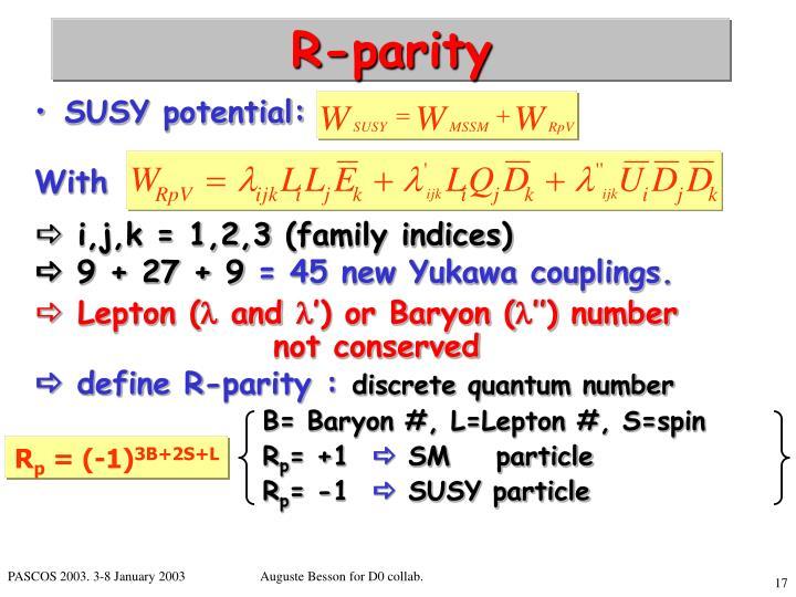 R-parity