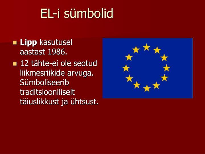EL-i sümbolid