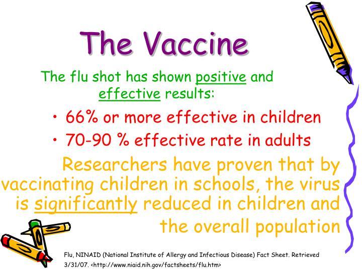The Vaccine