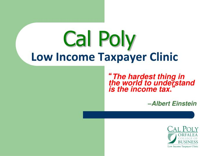 low income taxpayer clinic n.