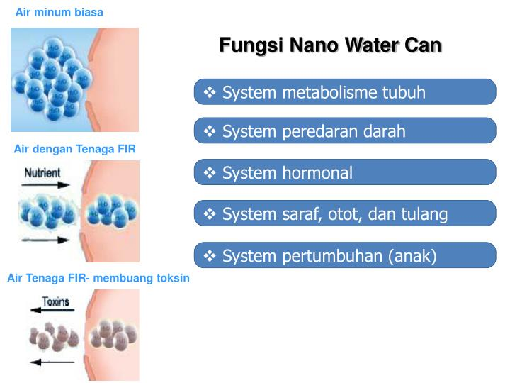 Air minum biasa