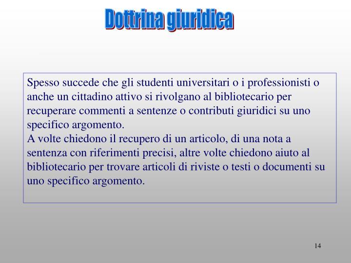 Dottrina giuridica