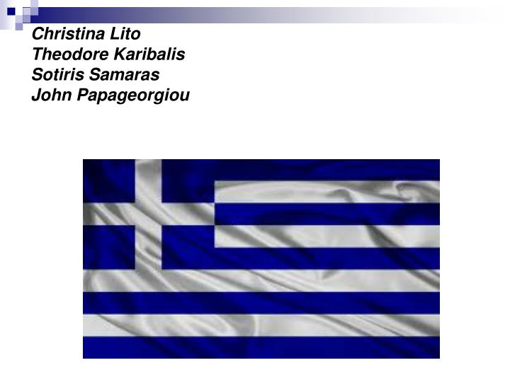 Christina Lito