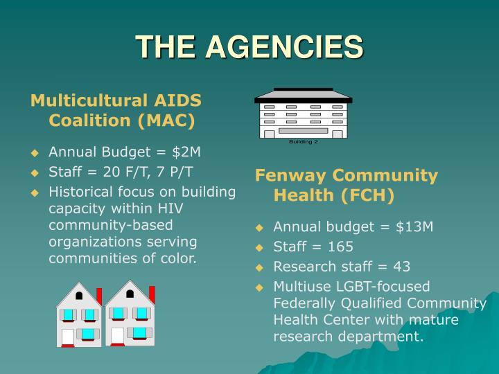The agencies