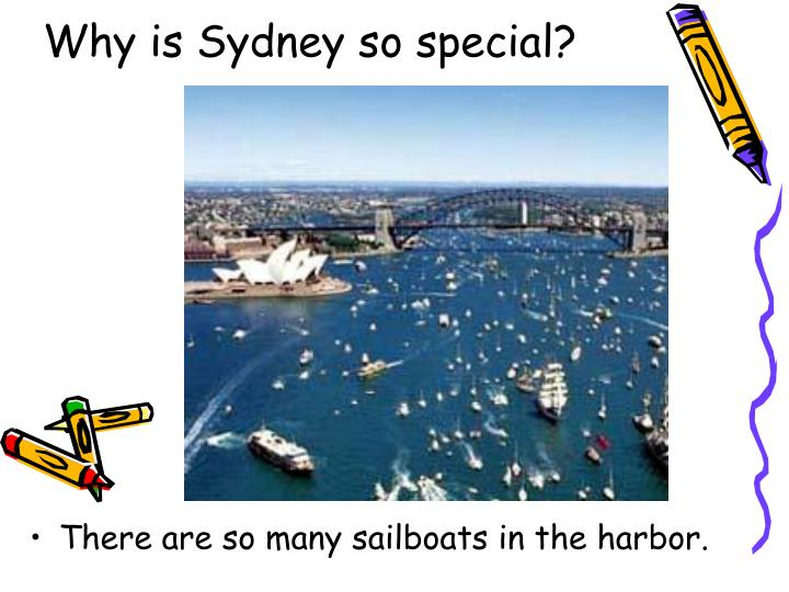 Why is Sydney so special?