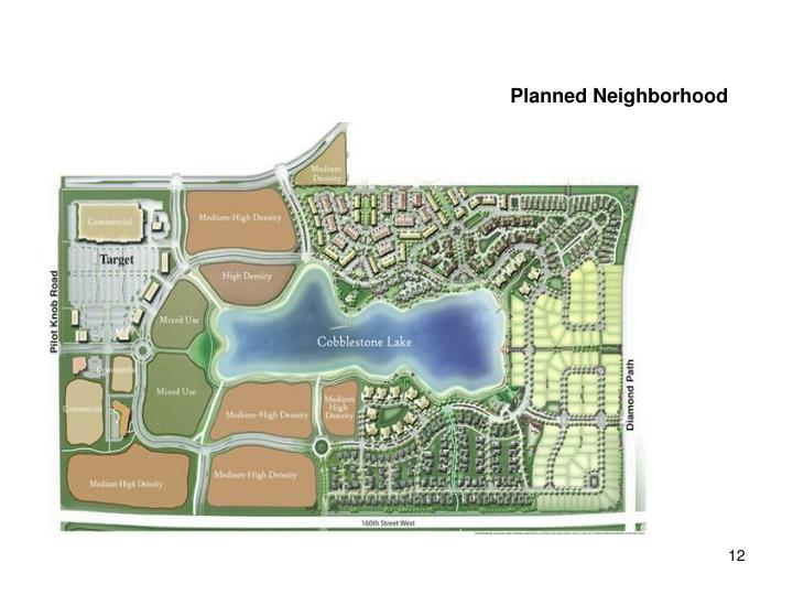 Planned Neighborhood