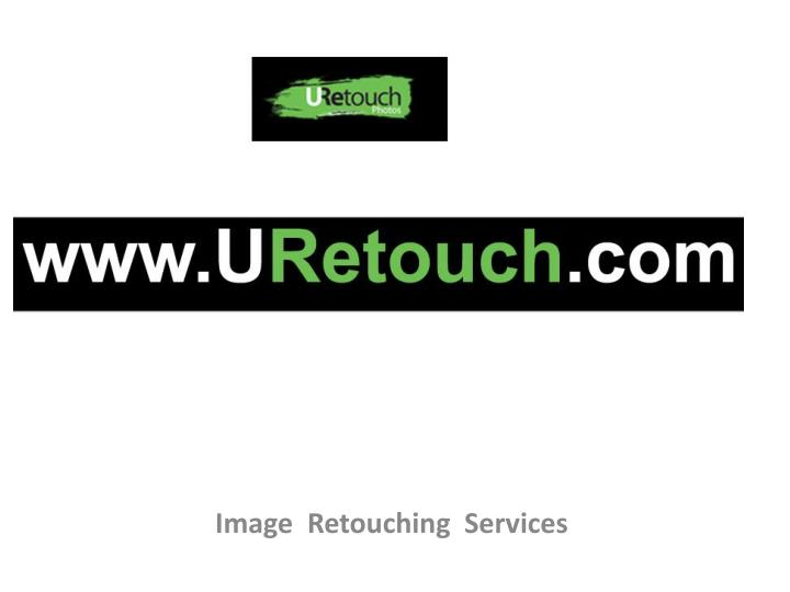 image retouching services n.