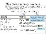 gas stoichiometry problem2