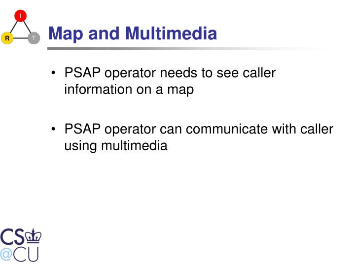 Map and Multimedia