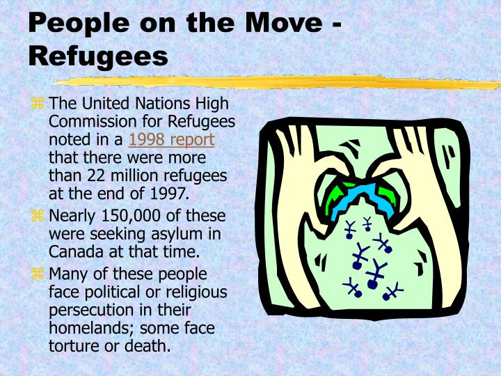 People on the Move - Refugees