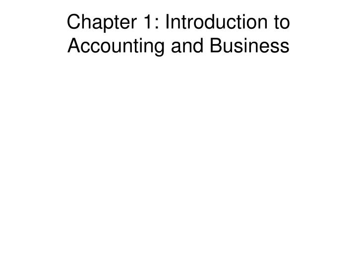 rmit acct 2060 introductory accounting