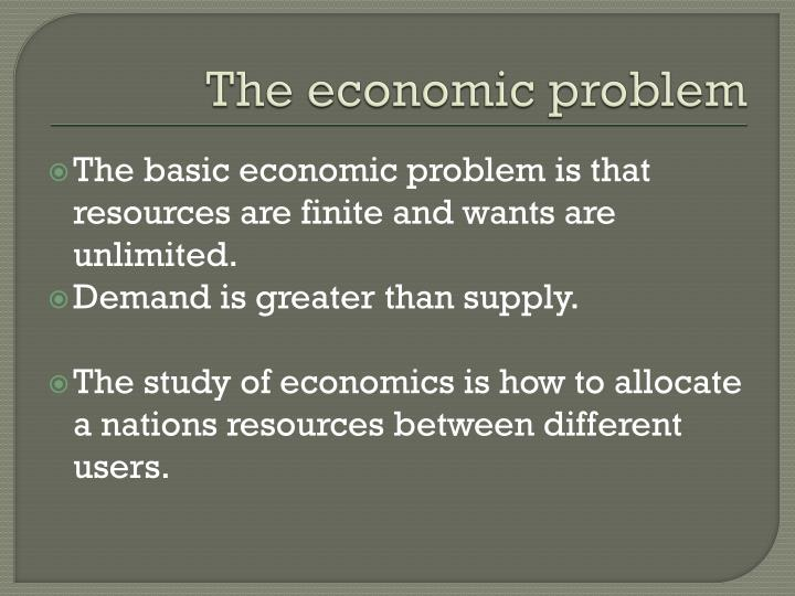 the study of economics Economics is the study of how society uses its limited resources economics is a social science that deals with the production, distribution, and consumption of goods.