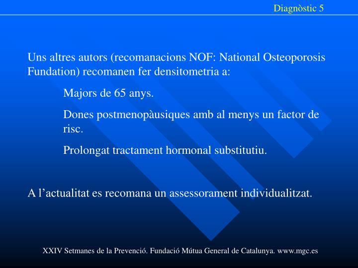 Diagnòstic 5