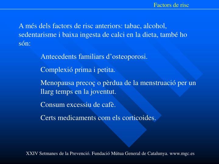 Factors de risc