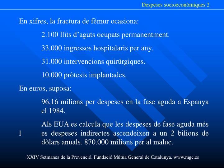 Despeses socioeconòmiques 2