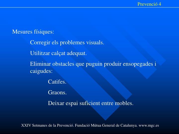 Prevenció 4
