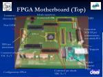 fpga motherboard top