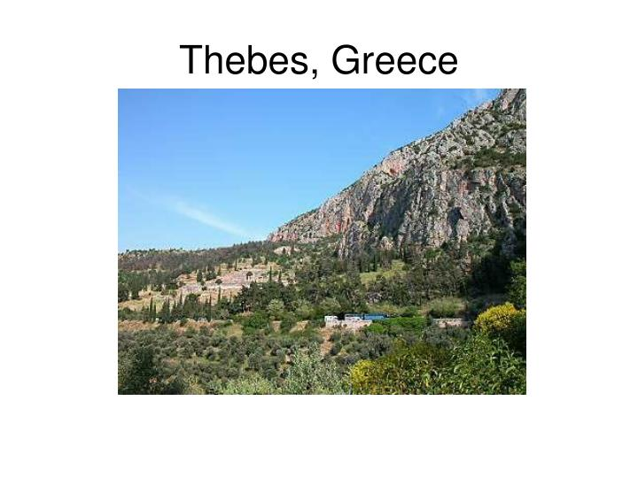 Thebes greece