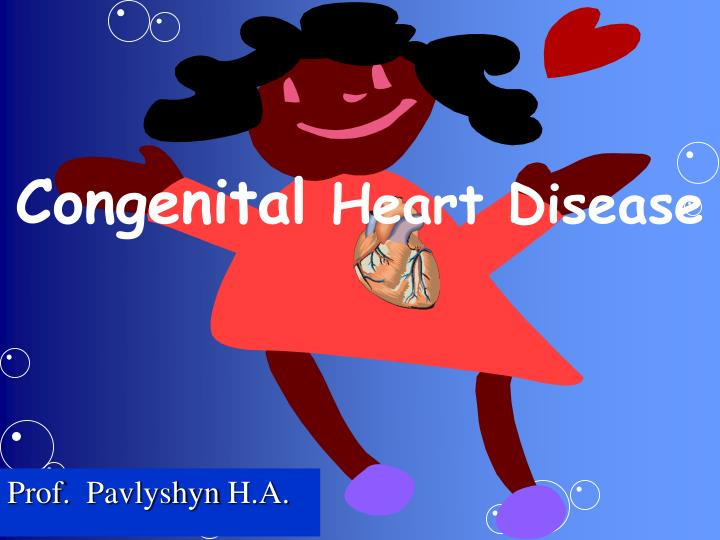 congenital heart disease in children - 720×540