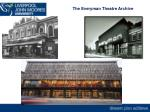 the everyman theatre archive2