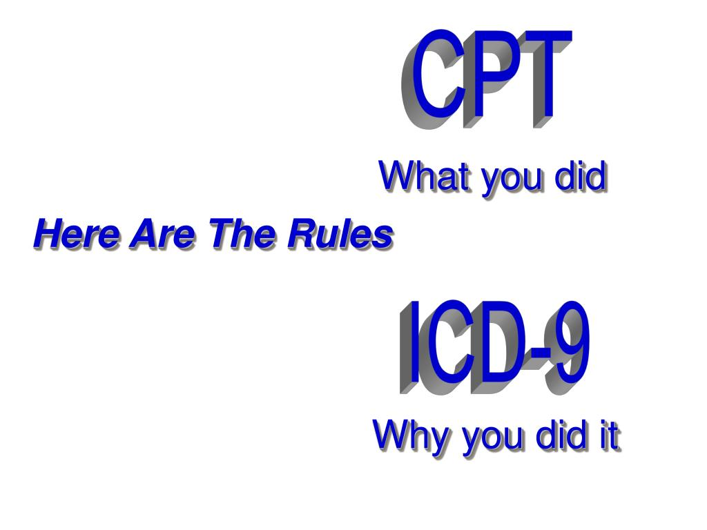 PPT - 2005 CPT Coding Update PowerPoint Presentation - ID